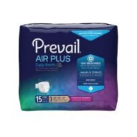 Prevail Air™ Plus Daily Briefs - Ultimate Absorbency