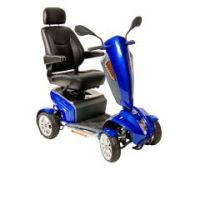 Odyssey GT - 4 Wheel Power Scooter - Power Scooter Trailer