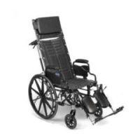 "Invacare Tracer SX5 Recliner Wheelchair - 18""x16"" - Each"