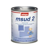 Milupa MSUD 2 - 500g - Case of 2