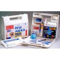 10 Person, 63 Piece Bulk First Aid Kit - Each