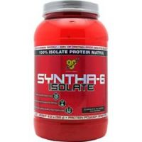 BSN Isolate Syntha-6 - Chocolate Milkshake