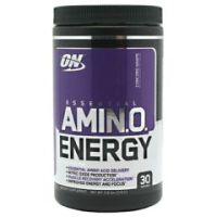 Optimum Nutrition Essential Amino Energy - Concord Grape - Each