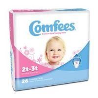 Comfees Girl Training Pants