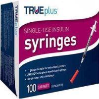 Nipro TRUEplus™ Insulin Syringe with Needle - Single Use