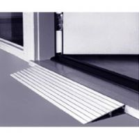 """EZ-Access Aluminum Threshold Ramps - 1"""" to 6"""" heights"""