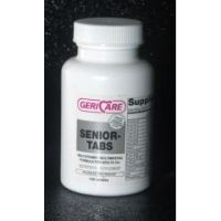 Gericare Senior-Tabs Multivitamin Supplement with Minerals Tablets