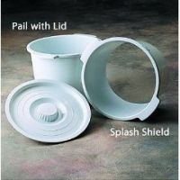 Commode Pail and Lids