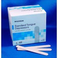 "Wood Tongue Depressors 6"" Long Non-Sterile"