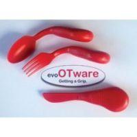 Otware Ergonomic  - Knife - Fork - Spoon Kit - Each