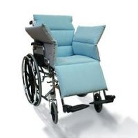 Wheelchair Comfort Seat Rotational Cover