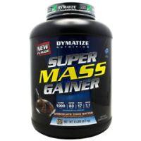 Dymatize Super Mass Gainer - Chocolate Cake Batter - 12 lbs