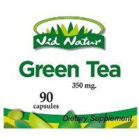 Green Tea 350mg  - Bottle of 90
