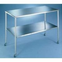 "Blickman Howard Model Instrument Tables Howard, 48""W x 20""D x 34""H, 120 lbs - Each"