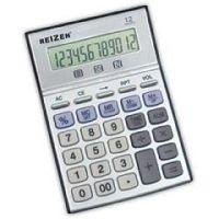 Reizen 12-Digit Talking Calculator - Each