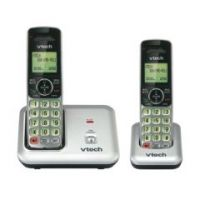 VTech DECT 6.0 Two Handset Cordless Phone w/ CID - Each