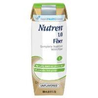 Nutren 1.0 Fiber Complete Liquid Nutrition