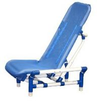 Reclining Bath Chair With Safety Harness, Large To 180 Lb. - Reclining Bath Chair With Safety Harness, Large To 180 Lb.