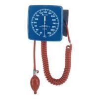 MABIS Legacy Wall-Mounted Clocks Aneroid Sphygmomanometer - Blue - Box of 1