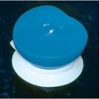 Scoop Bowl w/Suction Base - Each