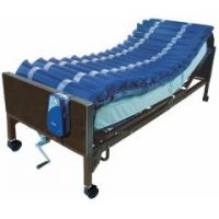 """Med-Aire Alternating Pressure Mattress Overlay System - 36"""" x 80"""" x 5"""" - Each"""