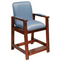Drive Medical Hospital Grade Hip Chair with Padded Armrests - Each