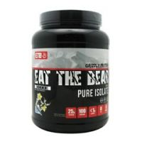 Eat The Bear Grizzly Pure Isolate - Vanilla - Each