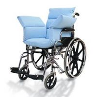 """NYOrtho Wheelchair Comfort Seat Antimicrobial Water-Resistant - 39"""""""