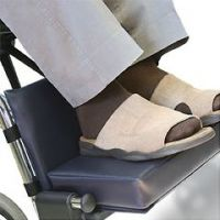 Footrest Extender Leg Rest Pad 22-24