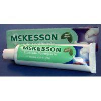 McKesson Mint Fluoride Toothpaste