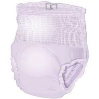 """Caridnal Maximum Absorbency Protective Underwear for Women - Large 45 - 58"""" 130 - 230 lbs - Pack of 18"""