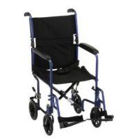 Nova Comet 327 17 inch Lightweight Transport Wheelchair