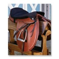 Supracor Stimulite Seat Saver - Saddle Pad - Black