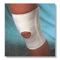 Slip-on Knee Compression w/ Open Patella