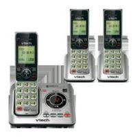 Vtech 3-Handset Cordless Cid/Itad - Each