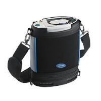 Invacare Platinum Mobile Oxygen Concentrator - Oxygen Concentrator with Two Batteries