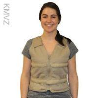 Kool Max Zipper Front Adjustable Cooling Vest
