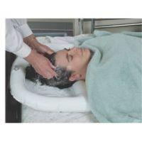 Inflatable Shampoo Basin, Crescent - Inflatable Shampoo Basin, Crescent