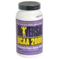 BCAA 2000 - Bottle of 120