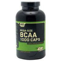 Optimum Nutrition BCAA 1000 - Bottle of 400
