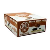BHU Foods BHU FIT BHU Fit Vegan Protein - Peanut Butter Chocolate Chip - Pack of 12