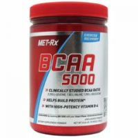 MET-Rx BCAA Powder - Unflavored - Each