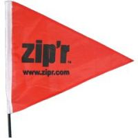 Zip'r Scooter Safety Flag - Each