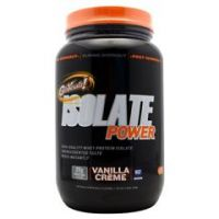ISS OhYeah! Isolate Power - Vanilla Creme - 20 Servings - Each