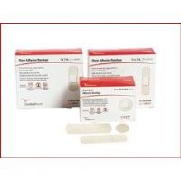 "Sheer Adhesive Bandage Spot 7/8"" - Sterile Latex Free - Box of 100"
