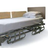 Sheepskin Hospital Bed Rail Pads