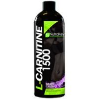 Nutrakey L-Carnitine 1500 - Grape Crush - Each