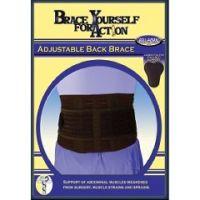 Bell-Horn Adjustable Back Brace - Brace Yourself For Action Adjustable Back Brace