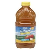 Thick & Easy Apple Juice Honey Consistency - 46oz - Case of 6