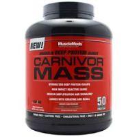 Muscle Meds Carnivor Mass - Vanilla Caramel - Each
